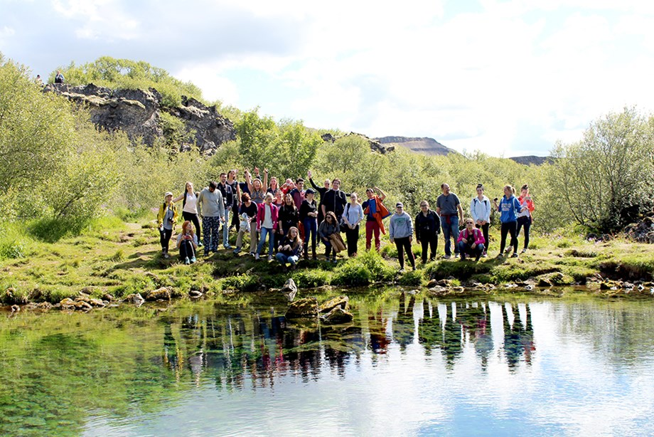 Summer School in Iceland application period has started for 2018